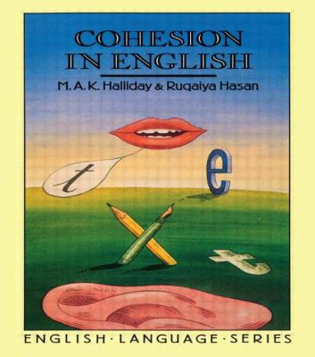 Cover image for Cohesion in English