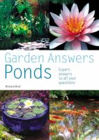 Cover image for Garden answers ponds : expert answers to all your questions