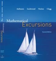 Cover image for Mathematical excursions