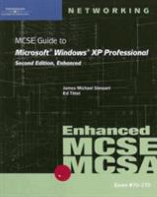 Cover image for MCSE guide to microsoft windows XP professional
