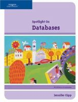 Cover image for Spotlight on databases