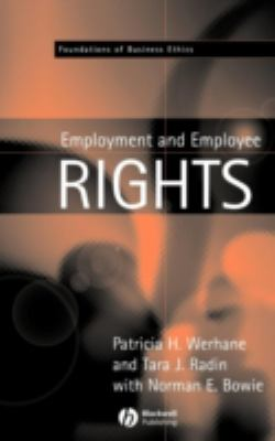 Cover image for Employment and employee rights
