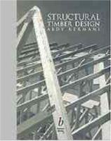Cover image for Structural timber design