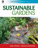 Cover image for Sustainable gardens