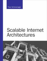 Cover image for Scalable internet architecture