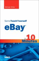 Cover image for Sams teach yourself eBay in 10 minutes