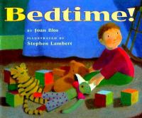Cover image for Bedtime!