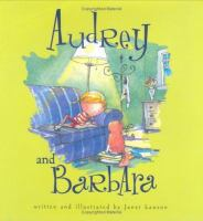 Cover image for Audrey and Barbara