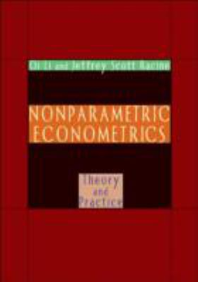 Cover image for Nonparametric econometrics : theory and practice