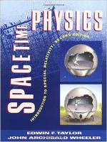 Cover image for Spacetime physics : introduction to special relativity