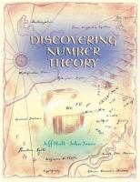 Cover image for Discovering number theory