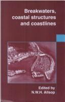 Cover image for Breakwaters, coastal structures and coastlines : proceedings of the international conference organized by the Institution of Civil Engineers and held in London, UK on 26-28 September 2001