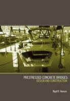 Cover image for Prestressed concrete bridges : design and construction