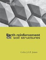 Cover image for Earth reinforcement and soil structures