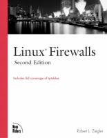 Cover image for Linux firewalls