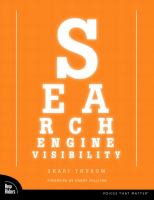 Cover image for Search engine visibility