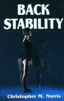 Cover image for Back stability
