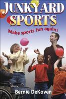 Cover image for Junkyard sports