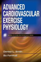 Cover image for Advanced cardiovascular exercise physiology