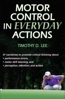 Cover image for Motor control in everyday actions