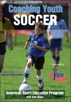 Cover image for Coaching youth soccer