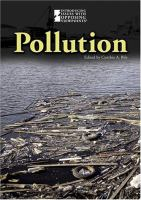 Cover image for Pollution