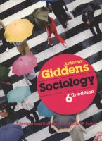 Cover image for Sociology