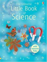 Cover image for The Usborne first encyclopedia of science