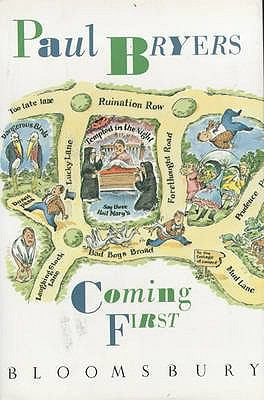 Cover image for Coming first