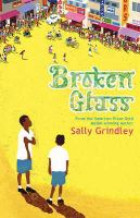 Cover image for Broken glass