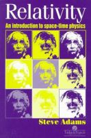 Cover image for Relativity : an introduction to space-time physics