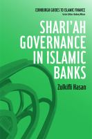 Cover image for Shari'ah governance in Islamic banks