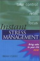 Cover image for Instant stress management