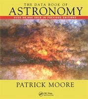Cover image for The data book of astronomy