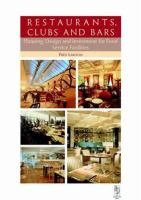 Cover image for Restaurants, clubs and bars