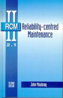Cover image for Reliability-centred maintenance