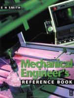 Cover image for Mechanical engineer's reference book