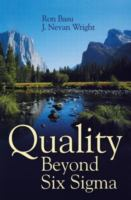 Cover image for Quality beyond Six Sigma