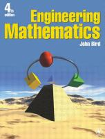 Cover image for Engineering mathematics