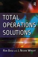 Cover image for Total operations solutions