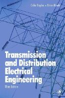 Cover image for Transmission and distribution : electrical engineering