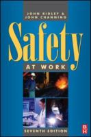 Cover image for Safety at work