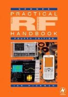 Cover image for Practical radio-frequency handbook
