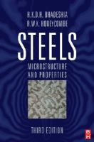 Cover image for Steels : microstructure and properties