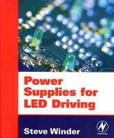 Cover image for Power supplies for LED driving