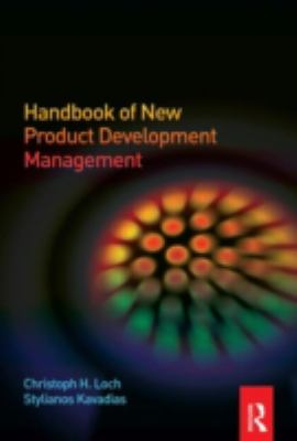 Cover image for Handbook of new product development management