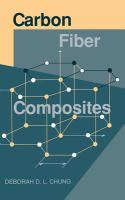 Cover image for Carbon fiber composites