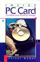 Cover image for Inside PC card : cardbus and PCMCIA design