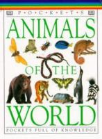 Cover image for Animals of the world : pockets