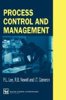 Cover image for Process control and management